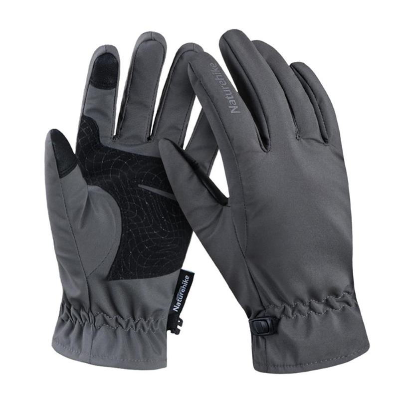 Sports Gloves Winter Outdoor Hiking Gloves Windproof Waterproof Warm Touch Screen Skiing Gloves Outdoor Climbing