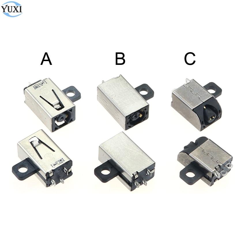 YuXi DC Power Jack conector para Dell Inspiron 5555 de 5558 de 5559 v3558 v3559 3459, 5458, 5459, 7460, 7560, 3147, 5565, 5567, 5370 P87G 5575