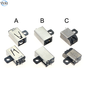 YuXi DC Power Jack Connector for Dell Inspiron 5555 5558 5559 v3558 v3559 3459 5458 5459 7460 7560 3147 5565 5567 5370 P87G 5575 image