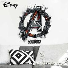 Новые модные Мультяшные наклейки disney, Новые Мстители 2 era, наклейки для дивана, декорации, съемные наклейки ZY1456