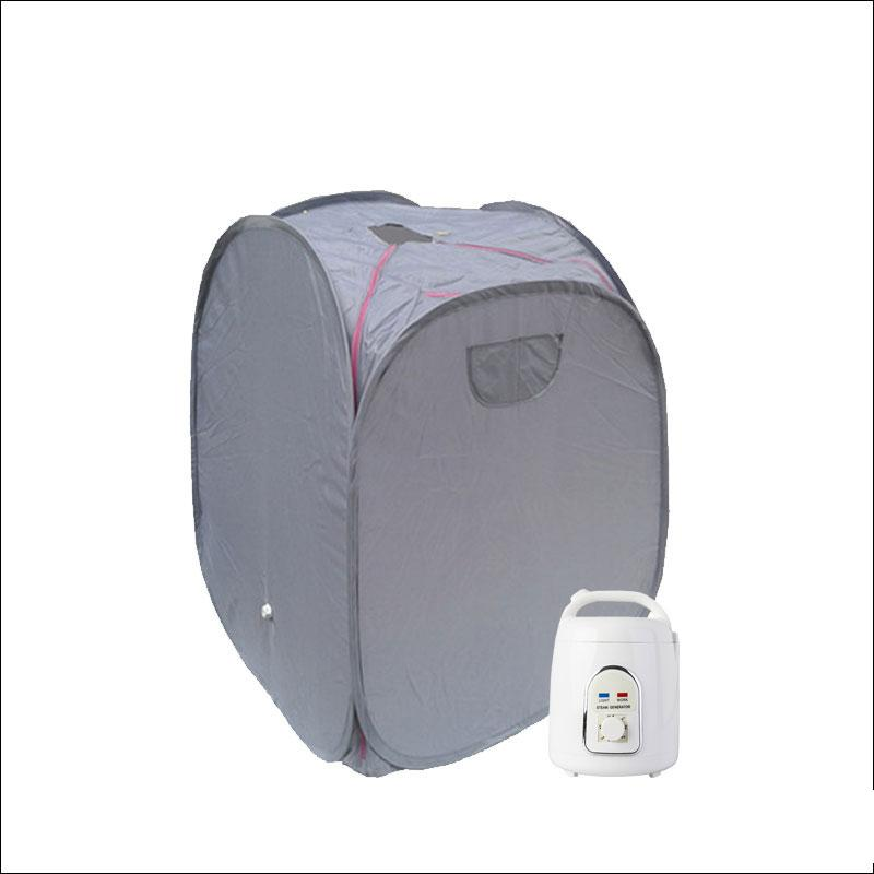 2л портативный здоровый паровая сауна спа номер дома полезны для всего тела для похудения складной детокс терапия паром сауна кабина ванна