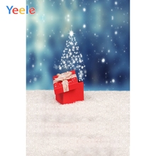 Yeele Christmas Party Winter Glitter Pine Customized Photography Backdrop Personalized Photographic Backgrounds For Photo Studio