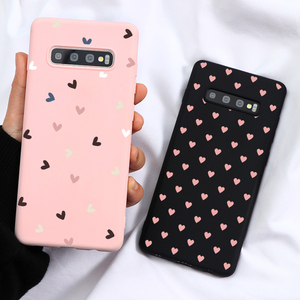 Pink Lovers Case For Samsung Galaxy A31 S20 Ultra S9 S8 S10 Plus S6 S7 Edge Note 8 9 10 Pro A71 A51 A10 A30 A40 A50 A60 A70 Case