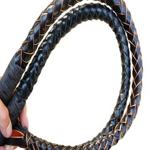 70 CM & 80 CM Hand Made Braided Riding Whips For Horse Outdoor Racing Training Cowhide