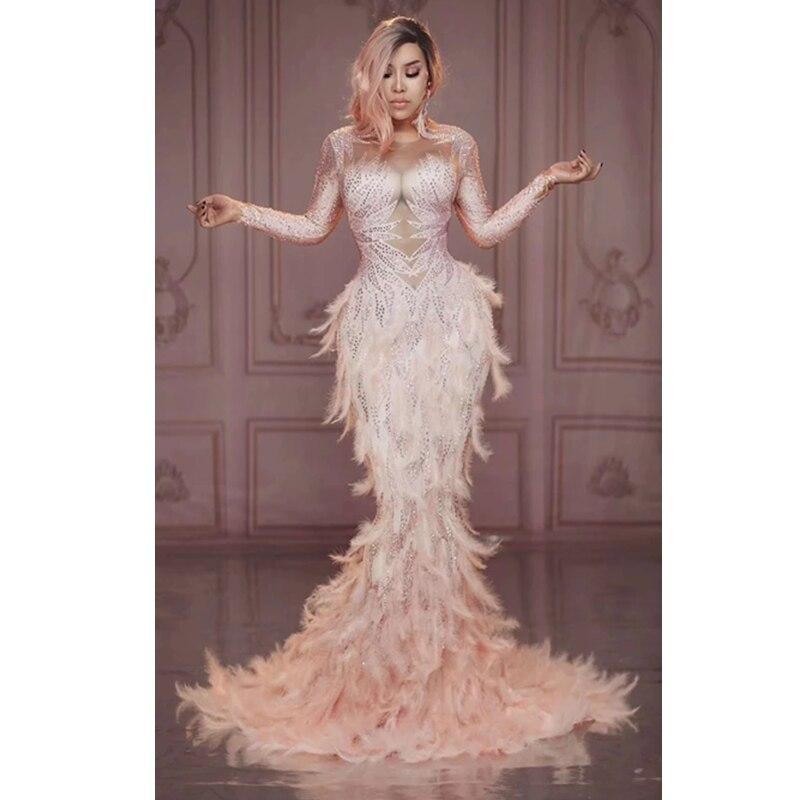 Rhinestones Celebrate Sparkly Dresses