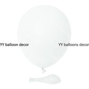 """Image 5 - 84 sztuk/zestaw zestaw balonowy Garland Arch 5 """" 18"""" Sliver biały niebieski balony na urodziny prysznice dla dzieci przyjęcie weselne dekoracje"""