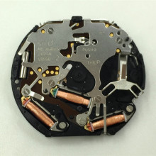 Часы, аксессуары для перемещения, японский кварцевый механизм VD55, шесть контактов, 6912 секунд, механизм без аккумулятора