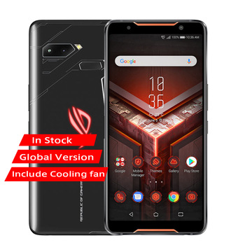 "Global version 6.0"" 8GB RAM 128 ROM ASUS ROG Phone ZS600KL Snapdragon 845 Octa Core 4000mAh NFC Android 8.1Dual SIM Smart Phone"