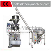 Automatic Sugar Sachet Coffee Cocoa Salt Powder Packing Machine Sugar Packaging and Printing Machine цена и фото