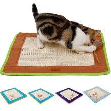 Кошка котенок царапины доска мебель защитный коврик Когтеточка