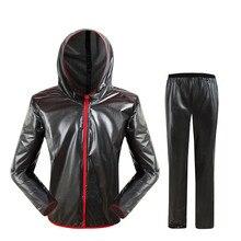 Suit Motorcycle Fishing Rainwear-Suit Waterproof Outdoor Hiking Sports Riding Unisex