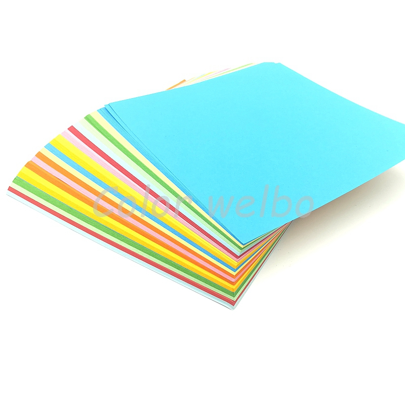 15x15cm  Size Double Side Multi-color Tracing Paper Fabric Drawing Tracing Copy Paper DIY Handmade Colorful Papers