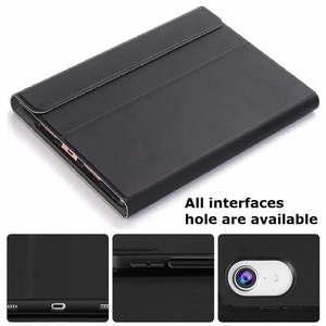 Image 5 - 9.7 นิ้ว Magnetic Coque สำหรับ iPad Air 2 กรณีที่มีแป้นพิมพ์ A1474 A1566 ถอดออกได้สำหรับ iPad Air 1 2 รัสเซียสเปนคีย์บอร์ด