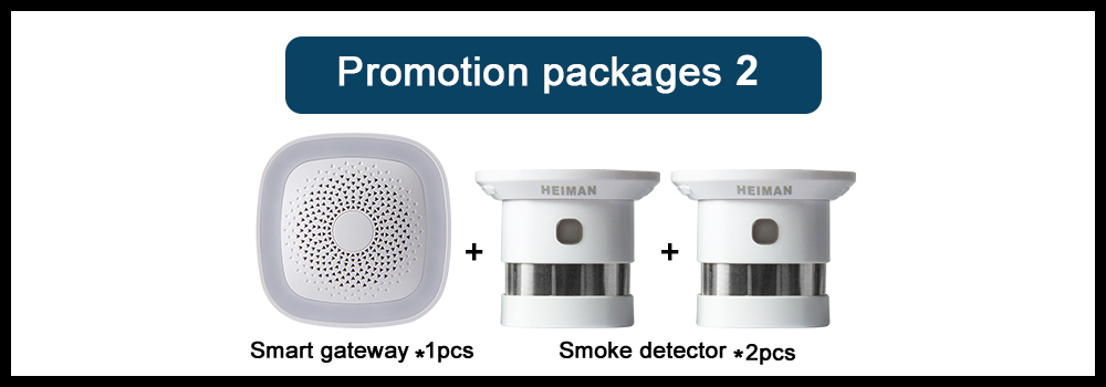 He15f40f887e04432881524ccafe4ffe68 - HEIMAN HA1.2 Zigbee Fire Alarm Wireless Security home System Smart Wifi gateway and Smoke detector sensor host DIY Kit