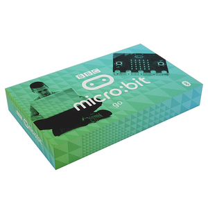 Image 5 - BBC micro:bit Go start kit with Protective Case Non acrylic Silicone Case and 10 Pieces Alligator Clips Test Lead