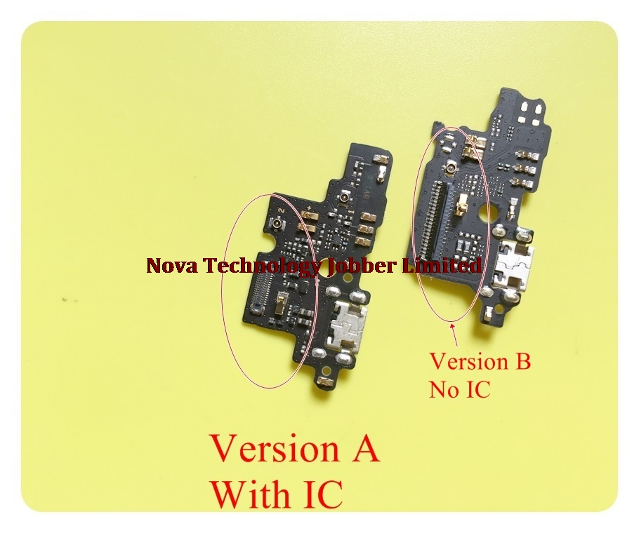 Wyieno For ZTE Blade V8 Mini USB Dock Charger Charging Port Connect Connector Flex Cable Microphone With IC +tracking