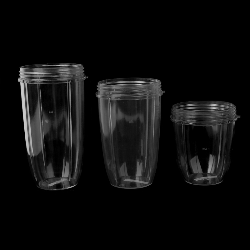 Juicer Cup Mug Clear Replacement For NutriBullet Nutri Bullet Juicer 18/24/32OZ High Quality And Brand New