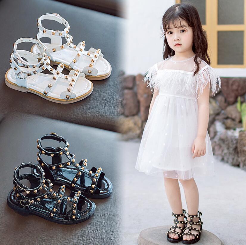New Summer Children Sandals Roman Boots