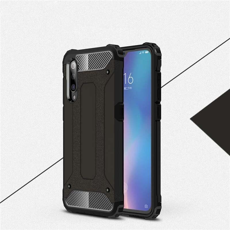 Silicone Case For Xiaomi Mi 9 SE Mi 8 Lite 8 SE 6X 6 Cc9e Heavy Duty Shockproof Armor Cover For Xiaomi Mi 9T Pro CC9 Case