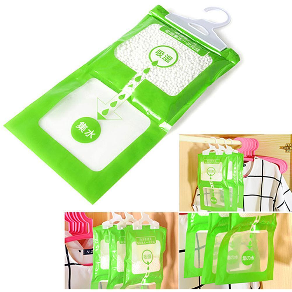 Dehumidifier Bags Sachets Interior Drawer Wardrobe Damp Mould Moisture Absorb