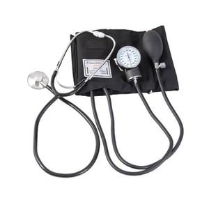 Image 2 - Doctor Medical Equipment cardiology Blood Pressure Monitor Meter Tonometer Cuff Stethoscope Kit Travel Sphygmomanometer