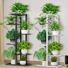 Landung Typ Grün Luo Airs Multi-stöckige Indoor Pylonen Haushalt Balkon Eisen Kunst Von Regal EIN Wohnzimmer Blumentopf rahmen