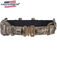 emersongear Emerson Blue Label Tactical Battle Belt Heavy Duty Cobra Quick Release Cordura Nylon MOLLE Military Army Multicam