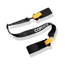 1 шт. регулируемый ремешок для ношения на лыжах, ремешок для ношения на лыжах, противотуманный усиленный плечевой ремень, лыжное снаряжение
