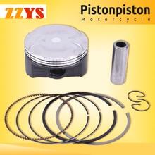 Motorcycle-Piston 72mm Piston-Ring-Kit 25 75 for DUKE 200 73mm STD And 100 50