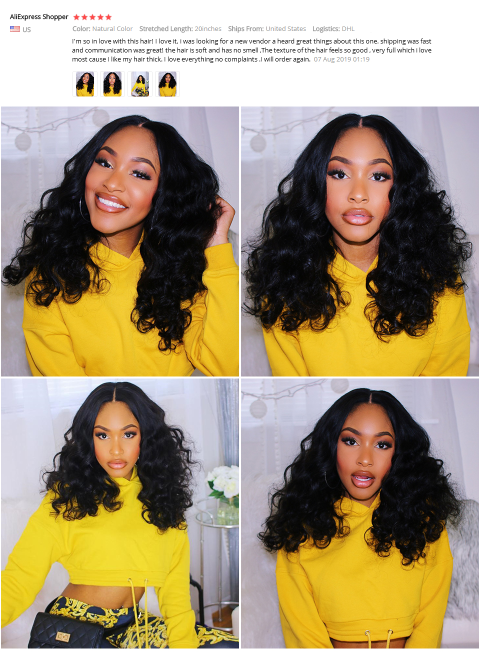 loose wave human hair wigs (1)