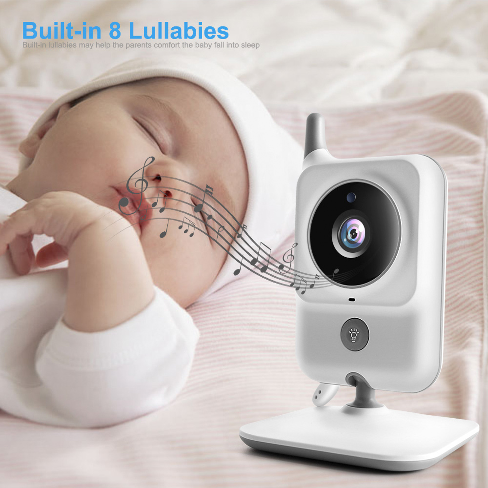 04 video baby monitor