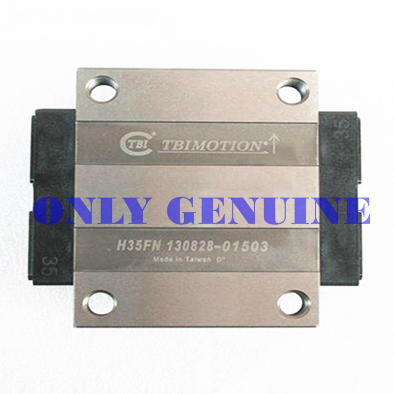 TBI Good Quality Slide Block Guide Rail Parts CNC Machinery 45mm H45VL H45FL 35mm H35VE H35FE
