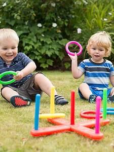Pool Ring Throwing Toss Cross-Garden-Games Funny Plastic Outdoor-Sport Kids Children