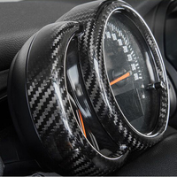 Car instrument panel Carbon fiber decoration shell car styling For BMW MINI COOPER F54 F55 F56 F57 F60 Modification accessories