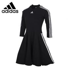 Оригинальное новое поступление, платье Adidas W 3S, женские футболки с длинным рукавом, спортивная одежда