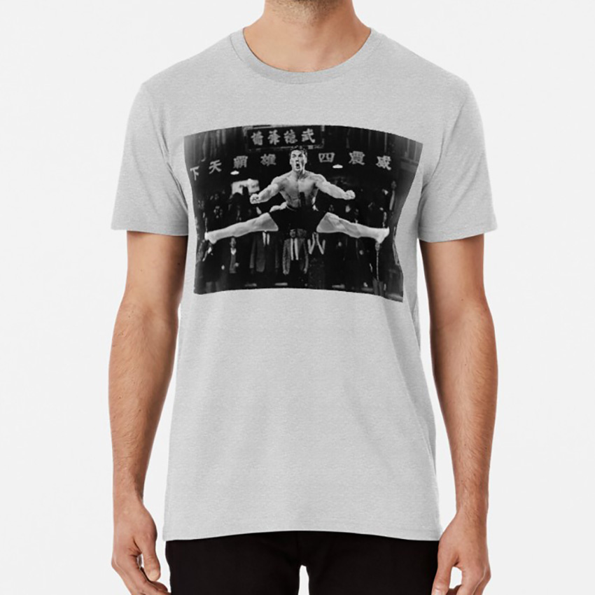 Bloodsport T Shirt Cult Movie Van Damme Bloodsport image