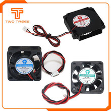 DC 5V/12V/24V Computer CPU Cooler Mini 4010 Cooling Fan 40x40x10mm/40x40x20mm Small Exhaust Fan for Ender 3 CR-10 3D Printer(China)