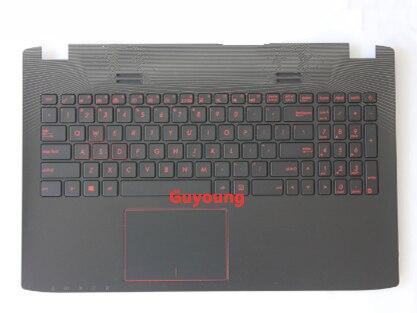 90% New Palmrest US Keyboard Bezel Upper Cover For ASUS ZX50J N551 ZX50JX ZX50 VW GL552J GL552V GL552VL
