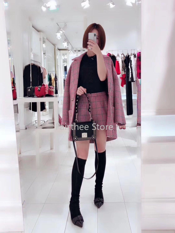 가을 겨울 새로운 여성의 옷깃 울 코트-에서울 & 블렌드부터 여성 의류 의  그룹 1