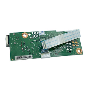 Image 2 - NEW FORMATTER PCA ASSY Formatter Board logic Main Board MainBoard mother board For HP P1102 CE668 60001