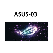 ASUS Non-Skid Rubber Large Mousepad Republic Of Gamers Gaming Mouse Pad Laptop Notebook Desk Mat For CSGO Dota Keyboard Pad