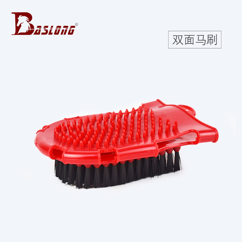 Double-sided Brush Massage Palm Can Be Worn To Wash Horses Tools