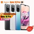 Radmi Примечание 10 Pro смартфонов 12 Гб + 512 Гб andorid 10 Телефон 6,7 дюймов мобильные телефоны глобальная версия мобильных телефонов Face ID Dual SIM