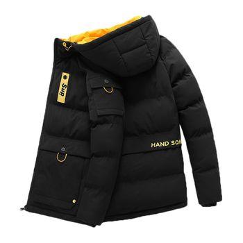 Plus Size 6XL 7XL 8XL Winter Jacket Men Thick Windbreaker Windproof Jackets Men Warm Lining Snow Skiing Hooded Coats Male Parka