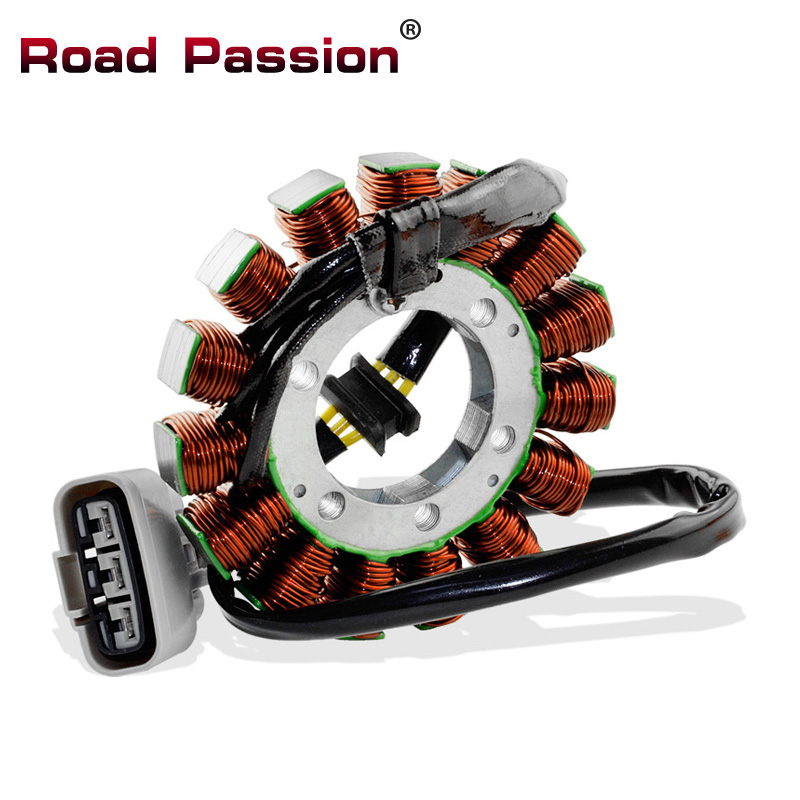 Road Passion Motorcycle Generator Stator Coil For KAWASAKI ZX-10R NINJA ZX1000E 2008-2010 ZX10R ZX1000 E ZX 10R 1000 21003-0072
