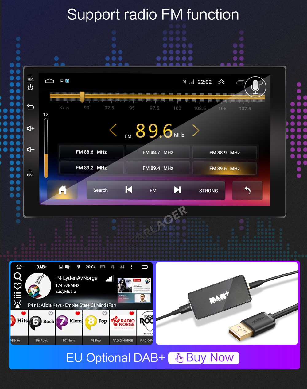 2din car android radio- (18)
