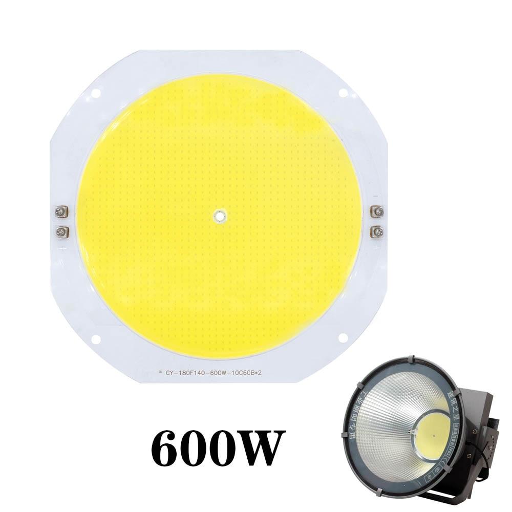 200W 300W 400W 500W 600W Watt 30-34V High Power LED COB Bulb Chip Cold White For Outdoor Light