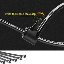 Reusable Releasable Tie Wraps…