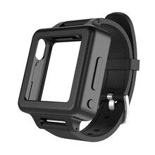 سيليكون حزام الساعات واقية ل FiiO M5 مشغل موسيقى استبدال غطاء ساعة حزام ساعة اليد