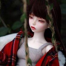 Fairyland Minifee Luha 1/4 BJD Doll MSD MNF Fullset Ball jointed Doll Surprise Gift for Girls Resin Toys FL Fairy Elf Toy